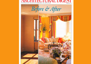 Architectural Digest, Cover