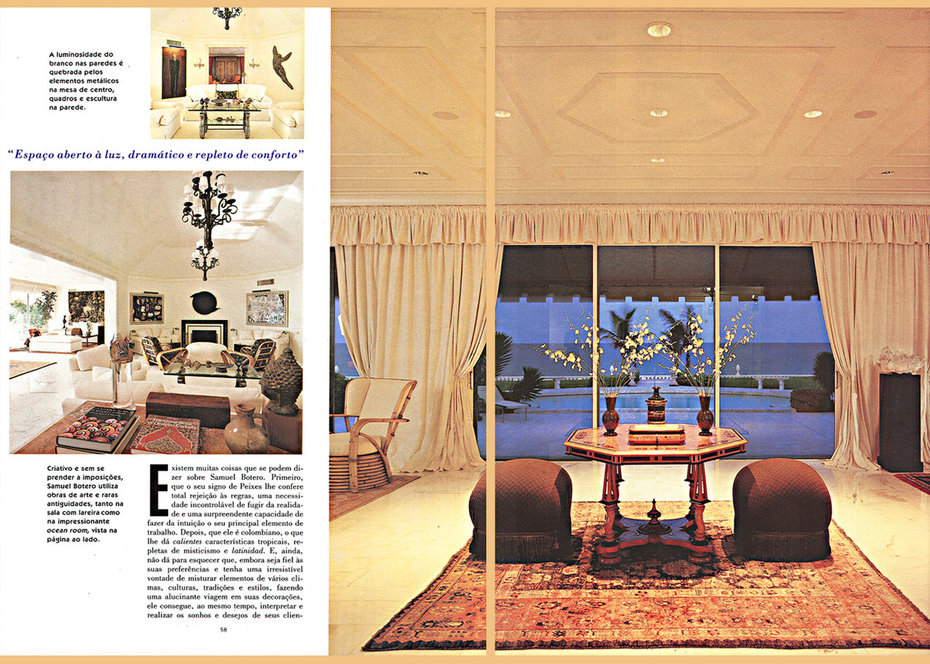 A&D Brazil, Living Room, Ocean Room, ocean front