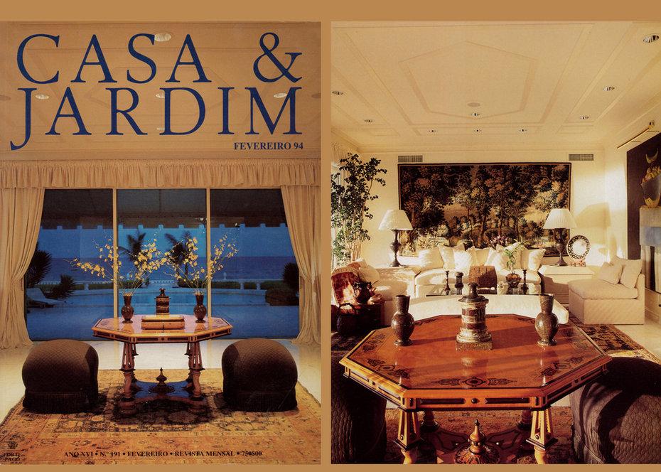 Casa & Jardim, Cover, Ocean Room