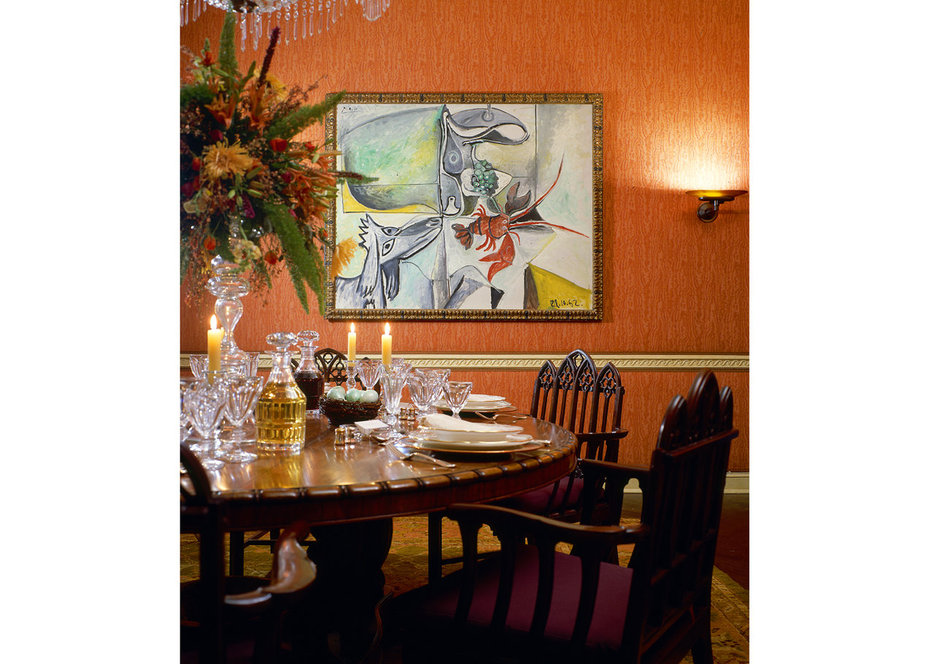 Kips Bay, Dining Room