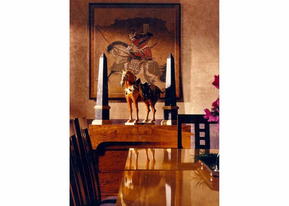 ARCHITECTURAL DIGEST, NEW YORK, Dining Room