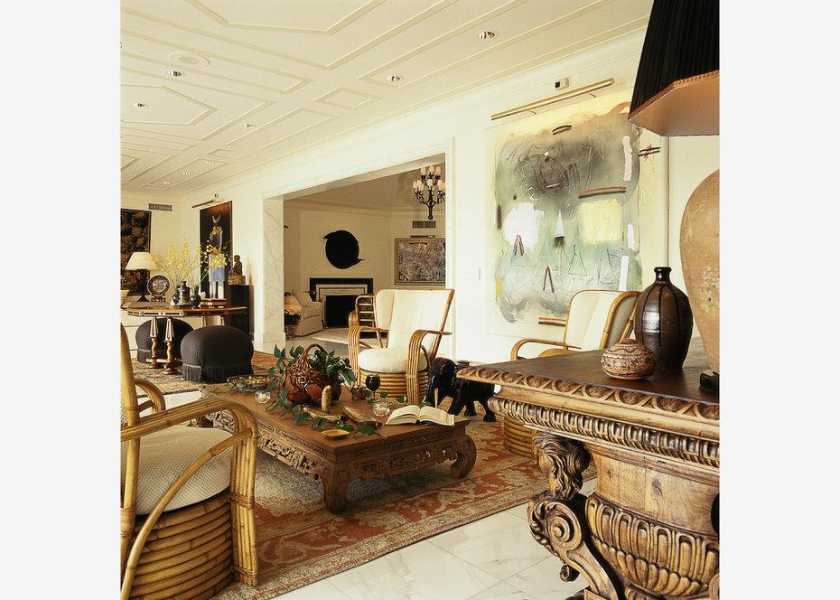 Ocean Room, Living Room, AD Brazil, Casa et Jardim