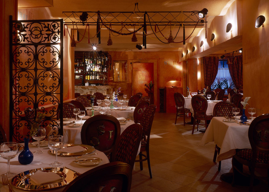 Interior Design, Restaurant, Dining Room