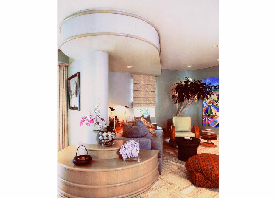 Guest House, Cabana, Paul Frankle,AD Brazil, Casa et Jardim,Published