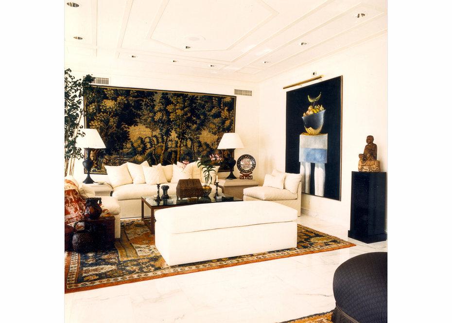 Ocean Room, AD Brazil, Casa et Jardim,Published