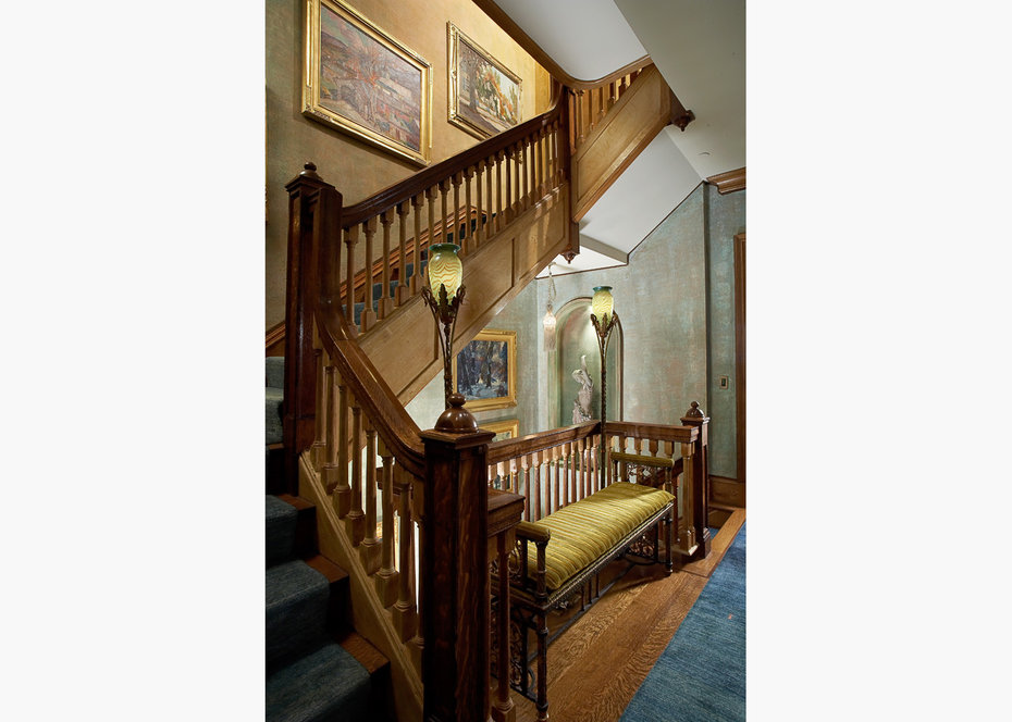 Stairs,Architectural Digest
