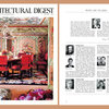 Architectural Digest, Cover, Intro