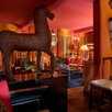 Living Room,Han,Horse,African Mask,Ming Chair
