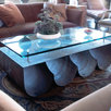 ROBB REPORT, Living Room, Table, Detail