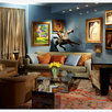Living Room,Tibetan Rug,Hispanic Art, New York, Botero